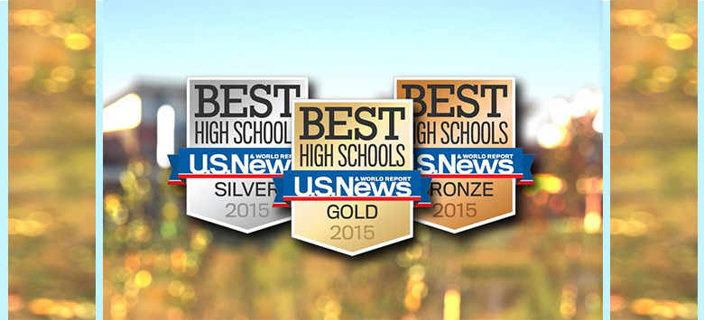 Image for HCPS Schools Chosen as  Best High Schools