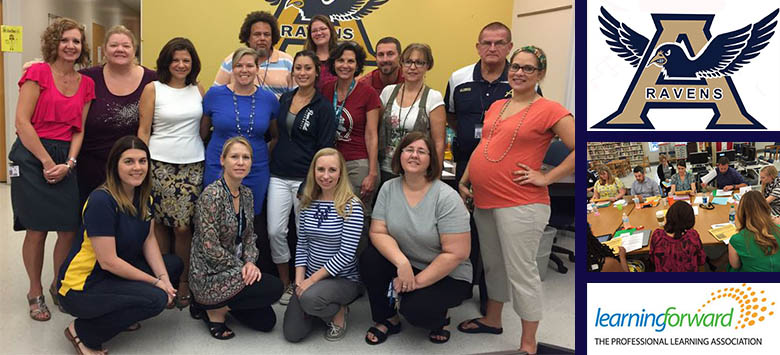 Image for Alonso instructional leadership team earns honors