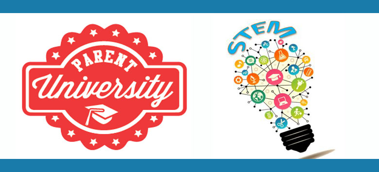 Image for Parent University Focuses on STEM!