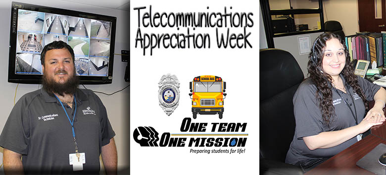 Image for District celebrates Telecommunications Appreciation Week