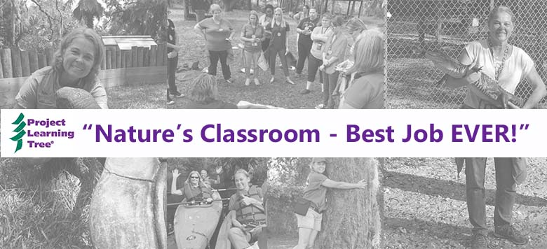 Image for Nature's Classroom educator named Outstanding Educator by Project Learning Tree