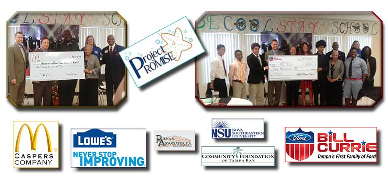 Image for Business partners provide support to alternative schools