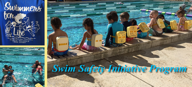 Image for Head Start students to gain swimming and water safety lessons through the Swim Safety Initiative Program