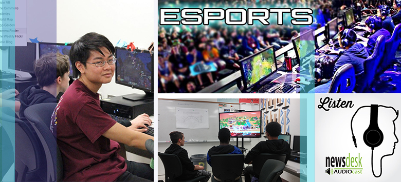 Image for The driving force that led Middleton Magnet High School into the World of eSports