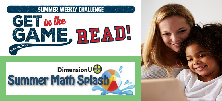 Image for DimensionU and Read on myON Keeps Kids Engaged all Summer