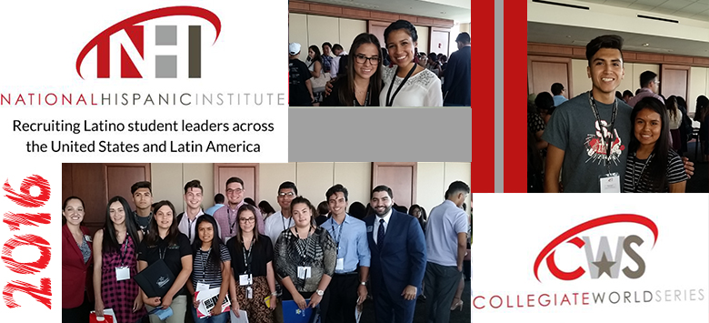Image for Students attend NHI's International Collegiate World Series