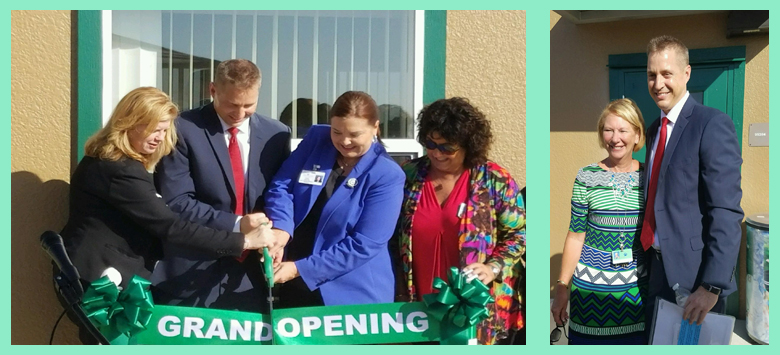 Image for School-based health center opens at Hunters Green Elementary