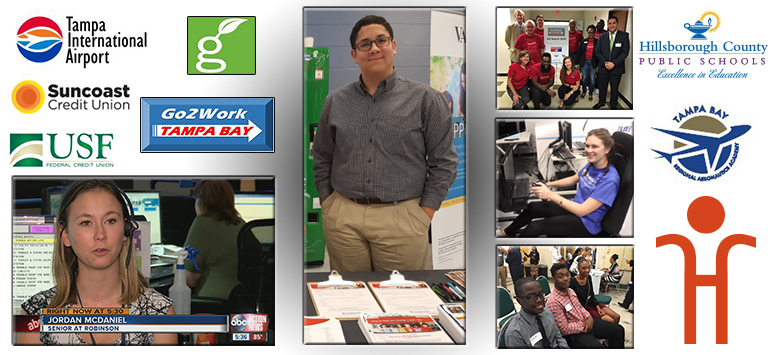 Image for Summer internships prepare HCPS students for life