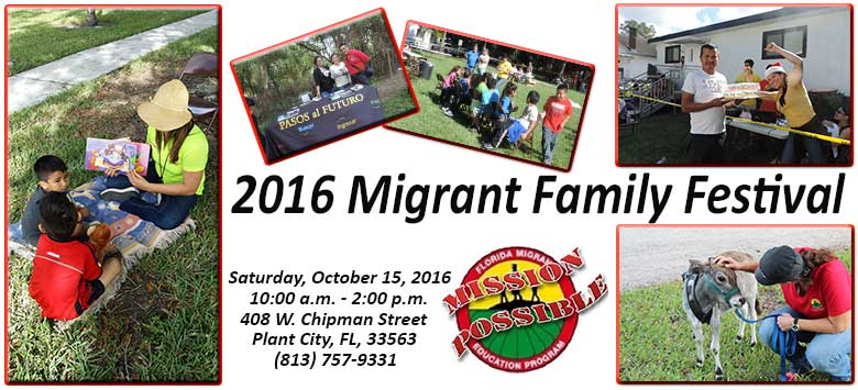 Image for Migrant Family Festival promises free fun, food and more