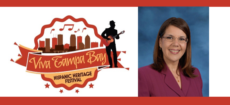 Image for School Board Member honored at the Viva Tampa Bay Hispanic Heritage Festival