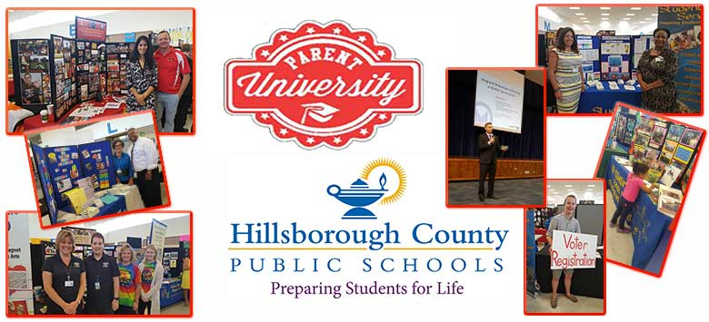 Image for Families gain valuable information at district's first Parent University of the year