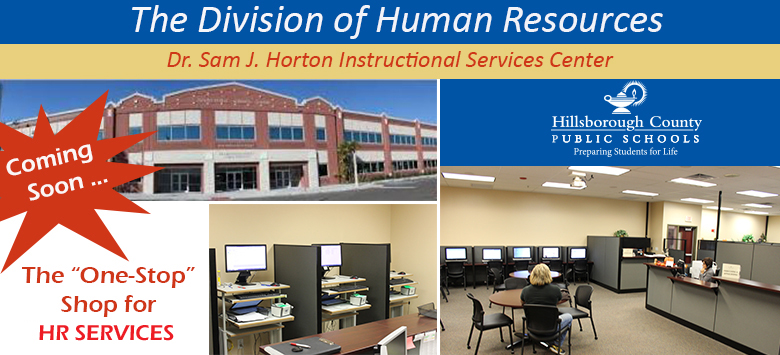 Image for Dr. Sam J. Horton Instructional Services Center to Become 1-Stop for Human Resources