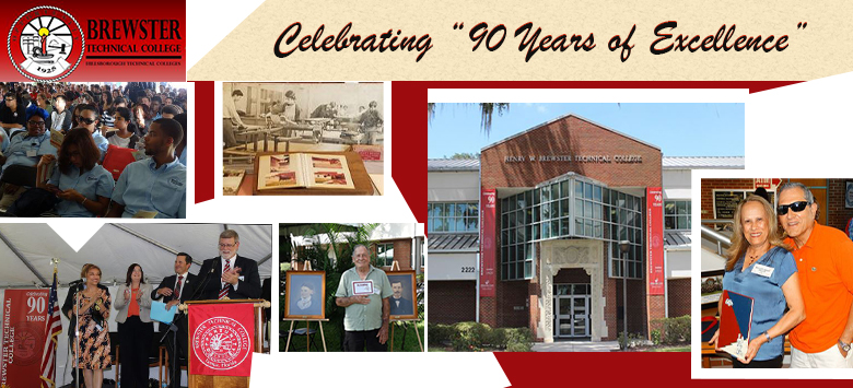 "Image for Brewster Celebrates ""90 Years of Excellence"" in Technical Education"
