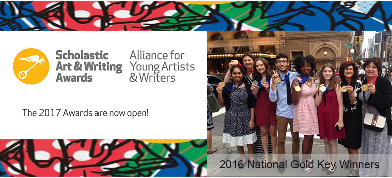 Image for Online Submissions are now open for Scholastic Art & Writing Awards