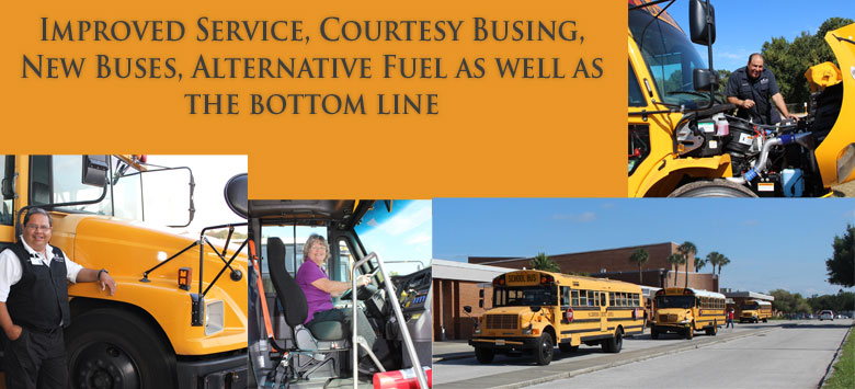 Image for The Future of Courtesy Busing Discussed at School Board Workshop