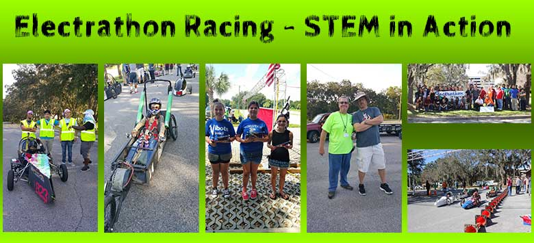Image for STEM in Action – Electrathon Racing
