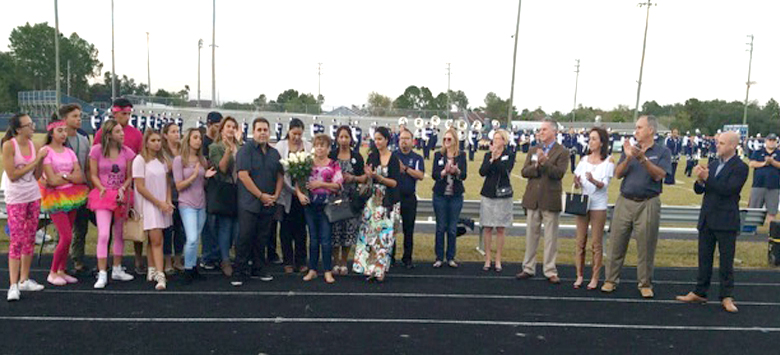 Image for JP Morgan Chase donates generously in memory of Gaither graduate