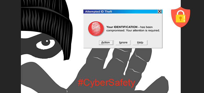 Image for CyberSafety Tips: Helping students avoid identity theft