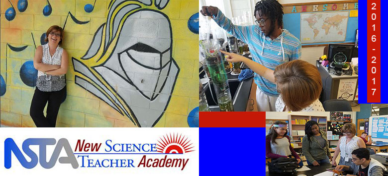 Image for Science teacher chosen for the prestigious NSTA-Lockheed Fellow Program