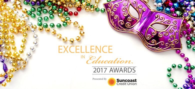 Image for 2017 Excellence in Education Awards Finalists Announced