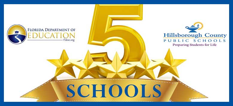 Image for HCPS Schools Recognized as Five Star Schools