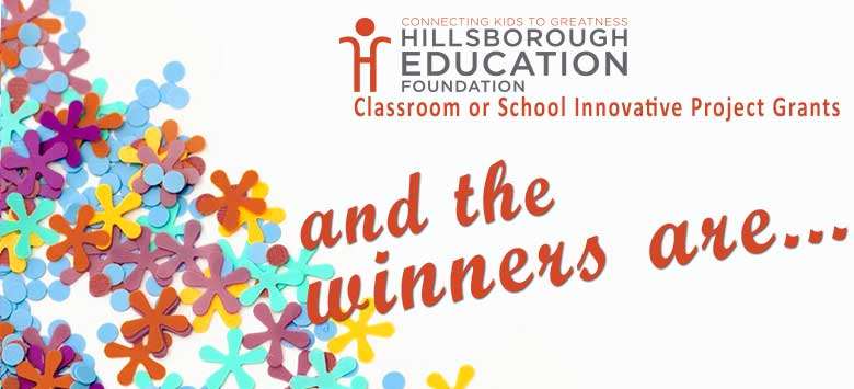 Image for HEF Classroom and Innovative Project 2016 Winners