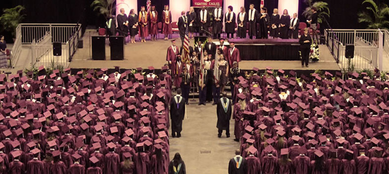 Image for Graduations to Air on TV  for First Time in Hillsborough County