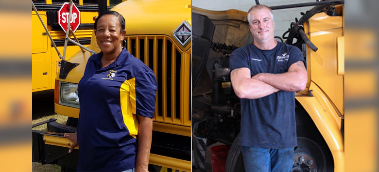 Image for Now Hiring: HCPS Begins Summer Campaign to Recruit More School Bus Drivers and Mechanics