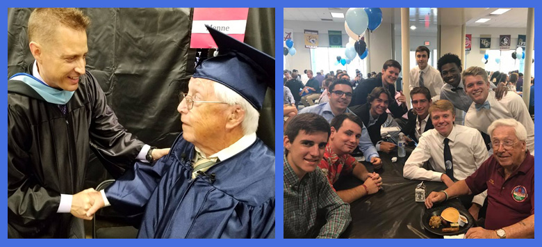 Image for 83-year Korean War Veteran is Part of Class of 2017