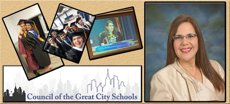 Image for Susan Valdes named to Executive Committee of the Council of the Great City Schools