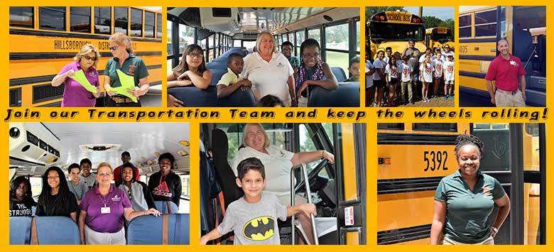 Image for Bus drivers make a difference!