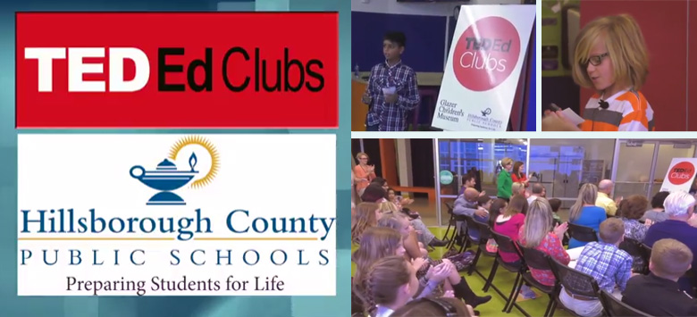 Image for Students Present Impressive Talks at Local TED Ed Club Showcase