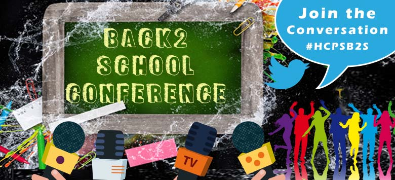 Image for Students take center stage at annual back to school news conference
