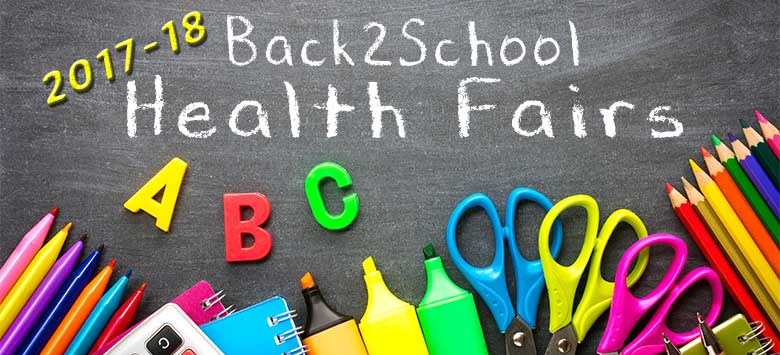 Image for Back to School Fairs Help Families and Students