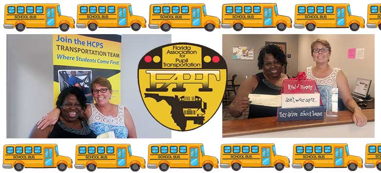 Image for Transportation Magnet Office receives Outstanding Community Service Award