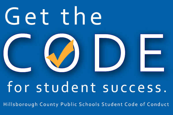Image for Students 'Get the Code' on their first day of school