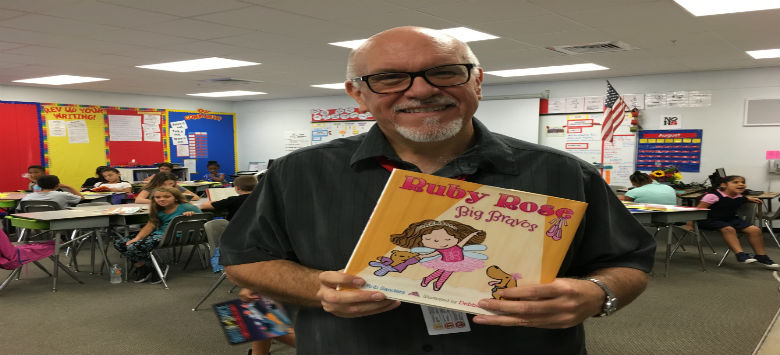 Image for Mintz ES Teacher Authors Children's Picture Book