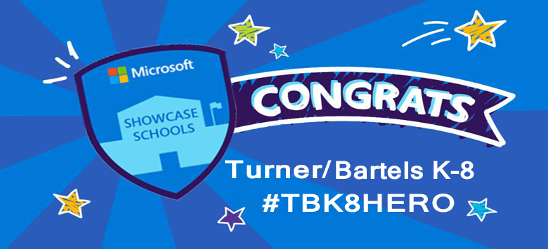 Image for Turner/Bartels K-8 selected as a 2017-2018 Microsoft Showcase School