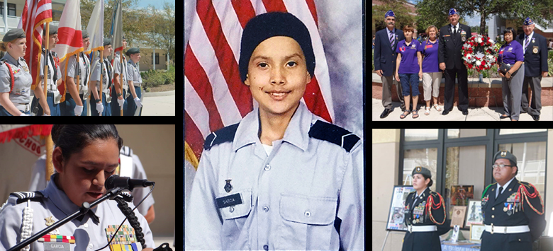 Image for SCHS JROTC Honors Fallen Cadet