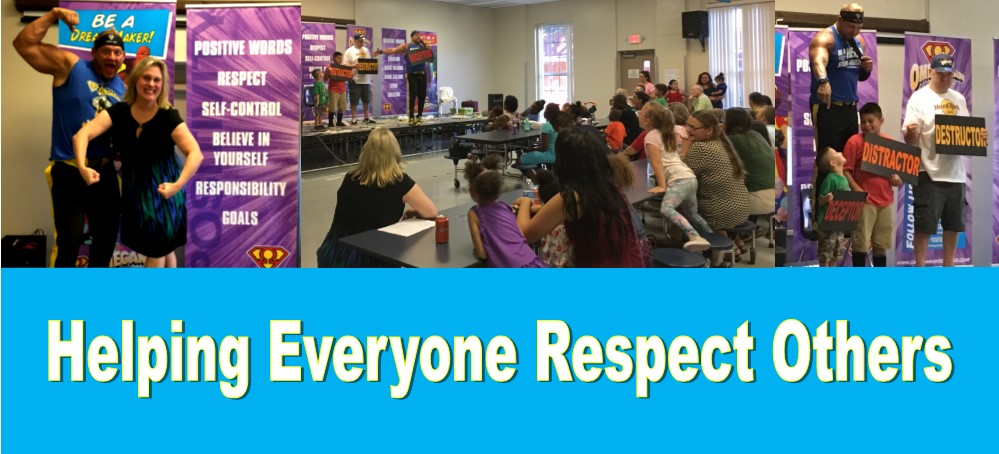 Image for A Supersized Anti-Bullying Assembly at Wilson Elementary