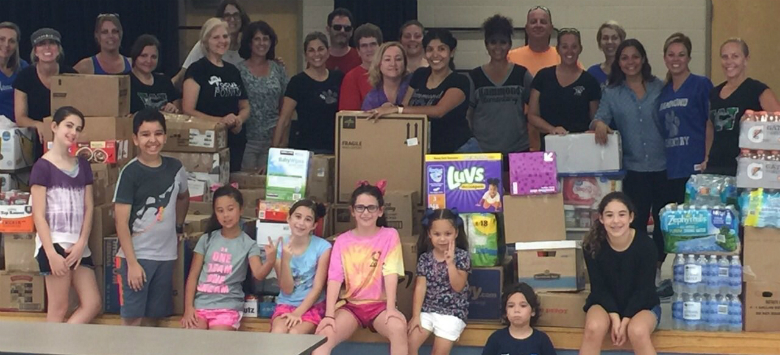 Image for Hammond Elementary drive lends helping hand to Puerto Rico
