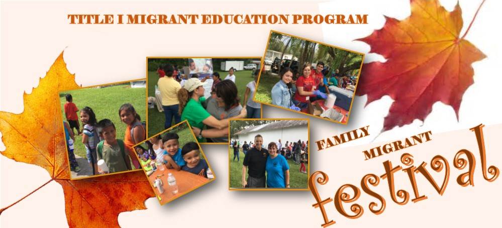 Image for Migrant Education Program Holds Annual Fall Festival for Migrant Families