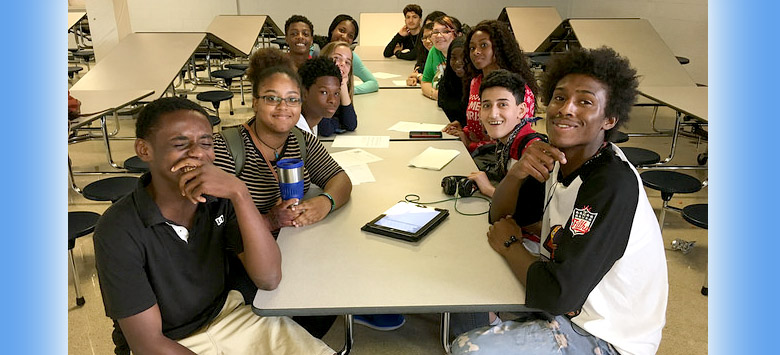 Image for King students making a long lasting impact by serving on peer jury