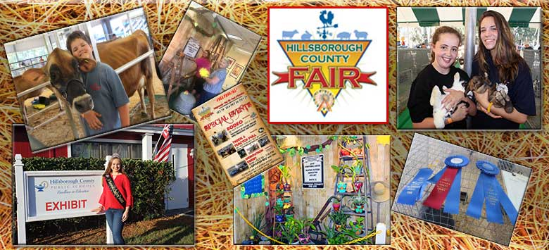 Image for HCPS and the County Fair - more than just The Little Red Schoolhouse!