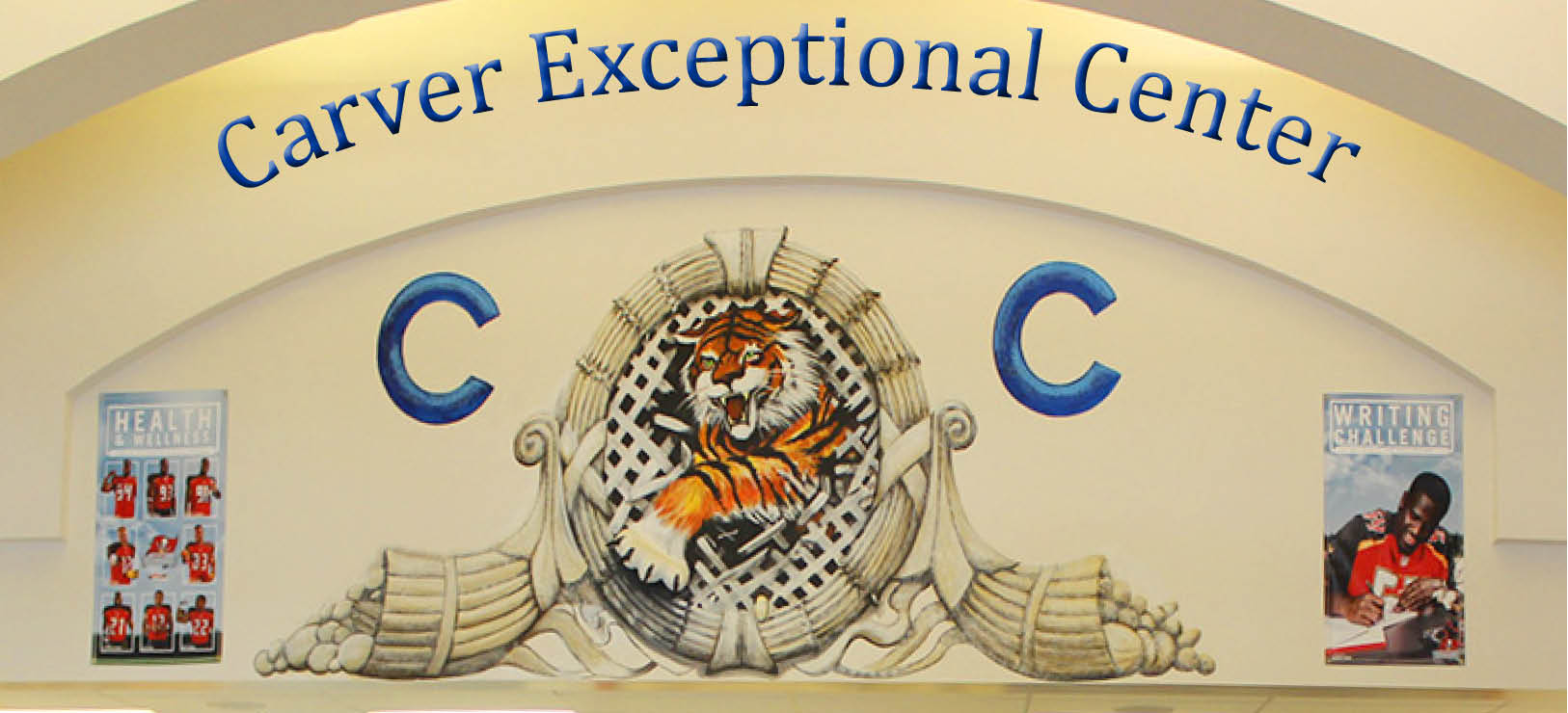Image for Caring for community at Carver Exceptional Center