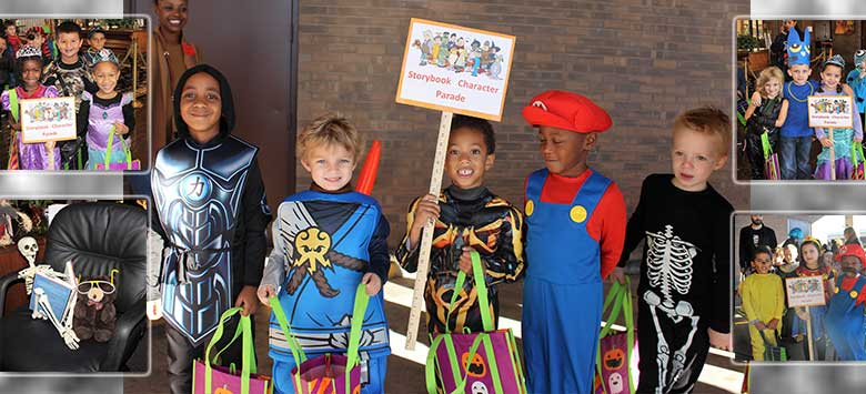 Image for Rampello Kindergarten Storybook Parade