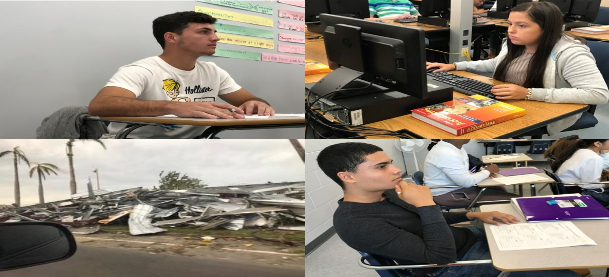 Image for Students from Puerto Rico Thankful for Opportunities in HCPS