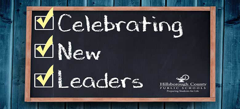 Image for Celebrating New Leaders