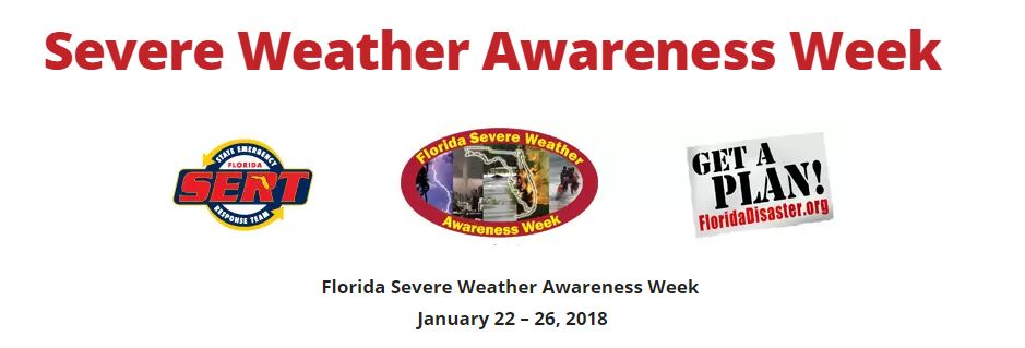 Image for Kids Severe Weather Awareness Week Poster Contest