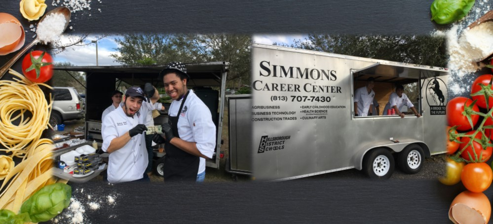 Image for Culinary Students at Simmons Career Center are Cooking Up a Plan for Success